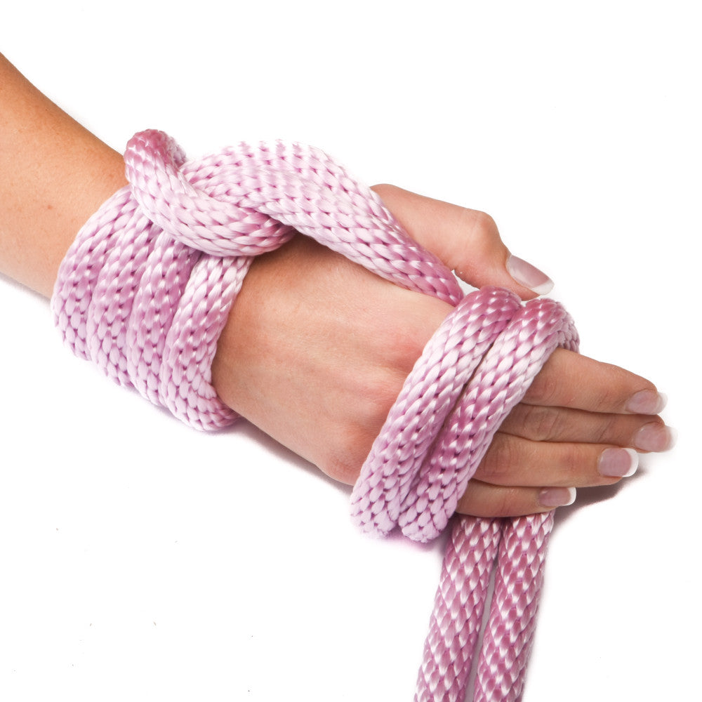 Solid Braid MFP Derby Utility Rope (Orchid)