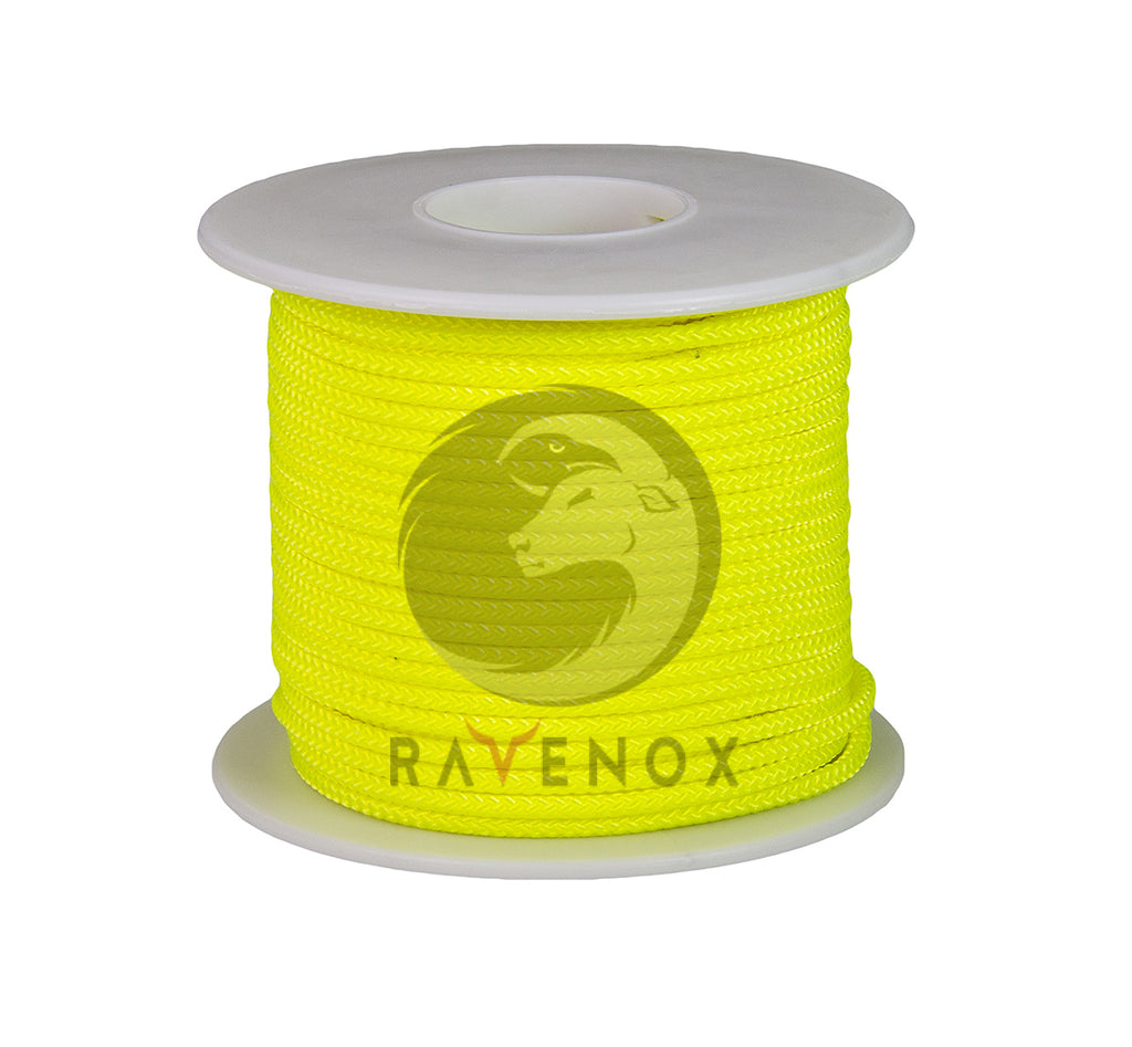 Heavy Duty Spectra Utility Cord (Neon Yellow)