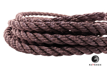 Twisted Polypropylene Rope (Black)