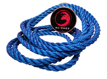 Twisted Polypropylene Rope (Blue)