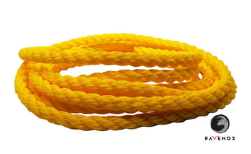 Twisted Polypropylene Rope (Yellow)