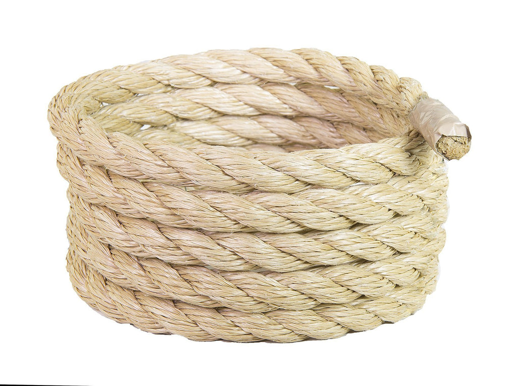 Twisted UnManila Rope (ProManila) - 3/16-inch ถึง 2-inch