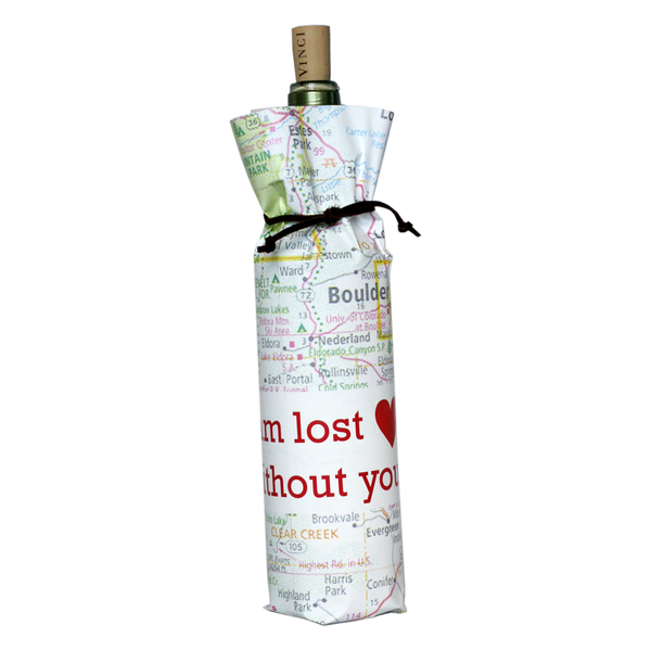 Bottle Wraps - Lost without You (Qty 4)