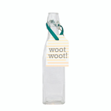 "Hang Tags - Striped ""Woot woot!"" (Qty 4)"