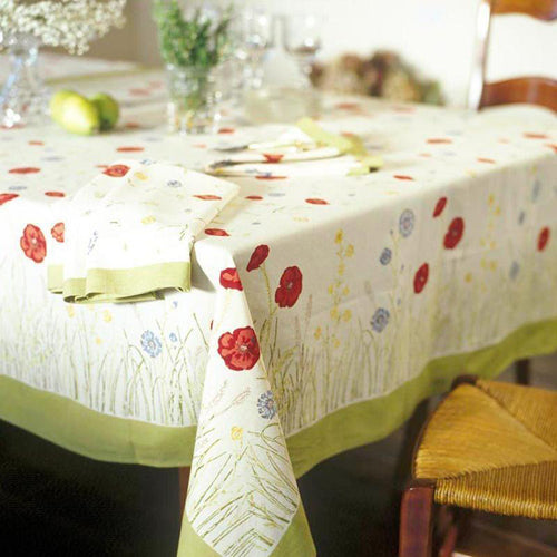 Calculating Tablecloth Sizes