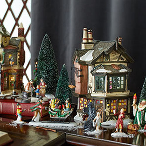 Department 56 Dickens' Village A Christmas Carole