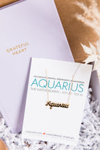 Load image into Gallery viewer, Aquarius Birthday Box