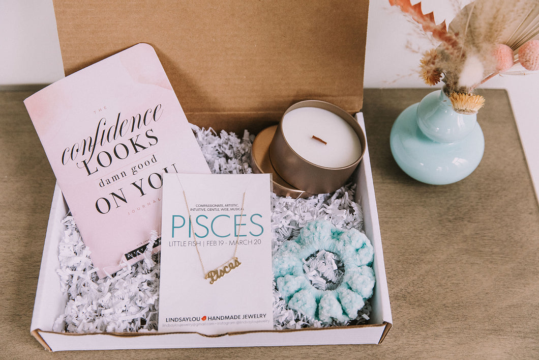 Birthday Box -- Pisces