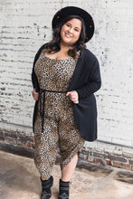 Load image into Gallery viewer, Lauren Jumpsuit -- Leopard