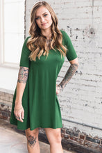 Load image into Gallery viewer, Jennifer Dress -- Cactus