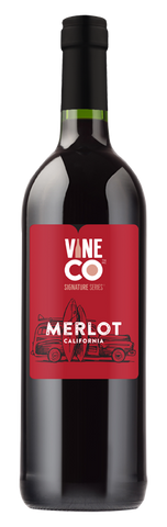 Merlot, California W/ Grape Skins-Signature