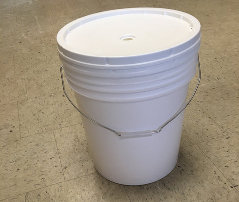 Primary Fermenter pail - with gasket - 27 litre