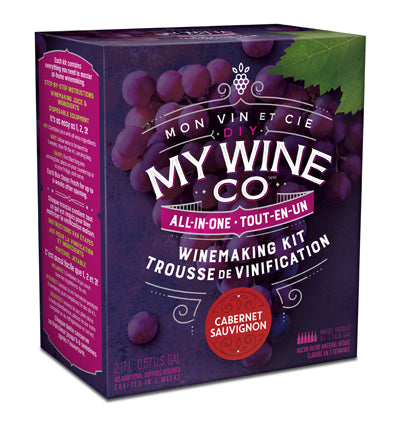 DIY My Wine Co.-Cabernet Sauvignon