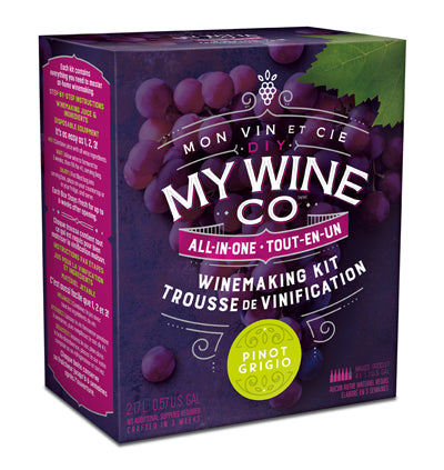 DIY My Wine Co.-Pinot Grigio