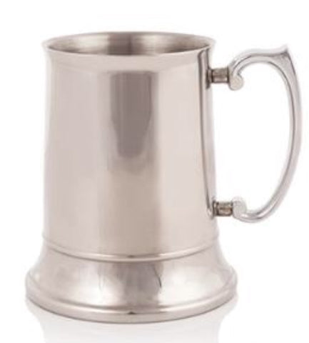 Stainless Steel Beer Stein
