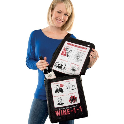 Wine-1-1 Insulated Bag