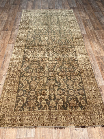 "Antique Tabriz - 10'5"" x 13'1"""