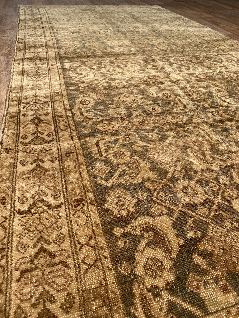 "Antique Malayer - 4'4"" x 9"""