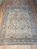 Antique Tabriz - 8'4