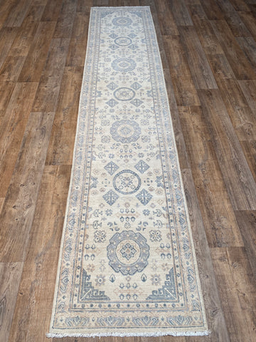 "3'5"" x 14'10"" Antique Sultanabad Runner"
