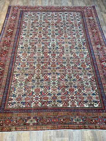 "Antique Malayer - 4'4"" x 6'4"""