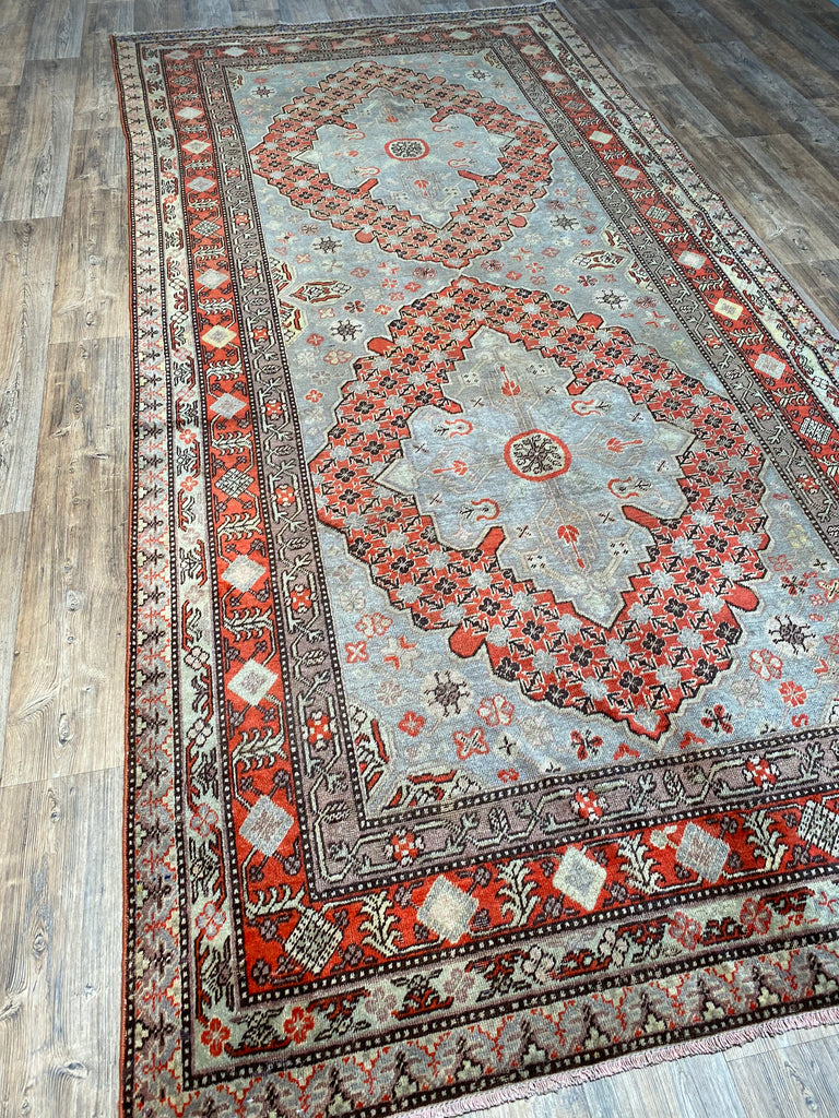 "Antique Khotan - 5'9"" x 12'5"""