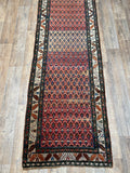 Antique NW Persian Runner - 3'2