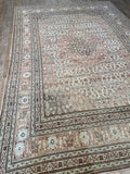 Antique Tabriz - 8'9