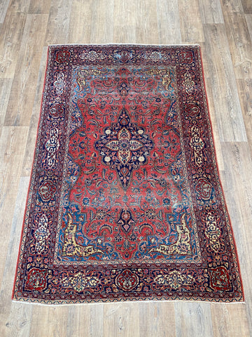 "Antique Lilihan - 8'10"" x 11'6"""