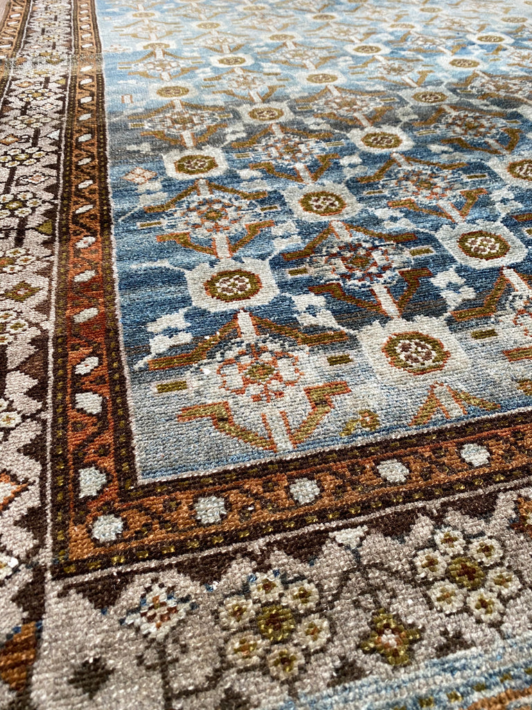 "Antique Malayer - 4'6"" x 6'4"""
