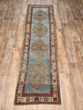 Antique Serab Runner - 2'7