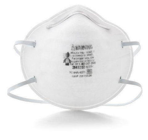 Image of N95 3M-Particulate-Respirator-8200