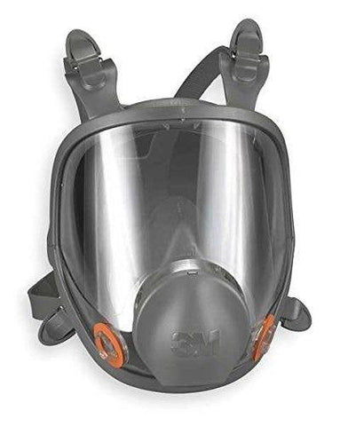 3M Full Facepiece Respirators 6000 Series - Professional Fit Testing Services