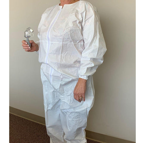Image of Protective Coveralls | MicroGuard CE