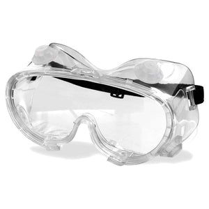 Rugged Anti-Fog Protective Goggles