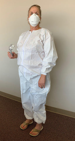Image of Protective Coveralls