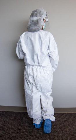 Image of PPE Kit - Disposable Protection Apparel