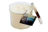 Bell-A-Roma Scented Soy Three Wick Candle