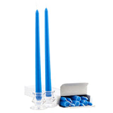 Blue 12 Inch Taper Candles