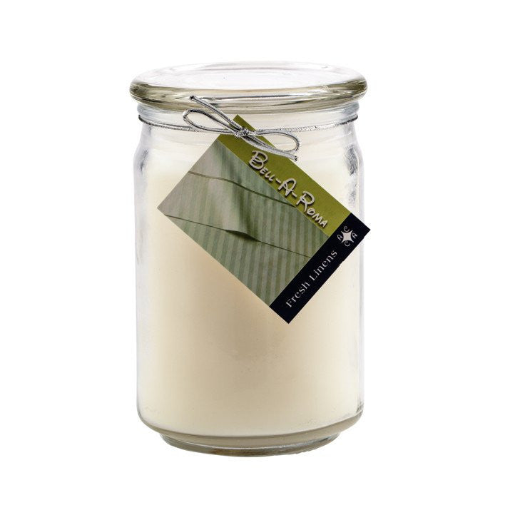 Hand Poured Scented Soy Jar Candle