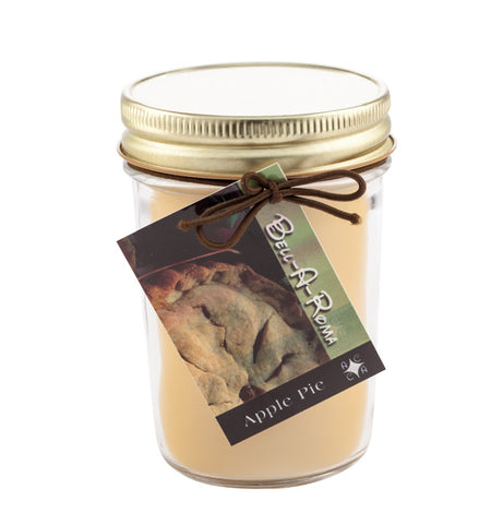 8 ounce Jelly Jar Scented Soy Candle