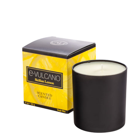 Evulcano Scented Soy Candle