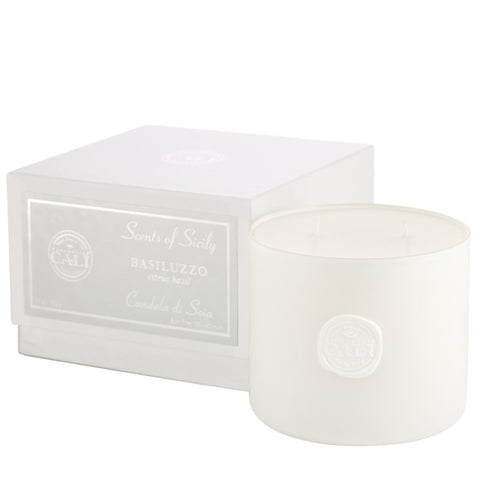 Scents of Sicily Scented 2 Wick Candle