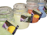 Scented Citronella Soy Candles