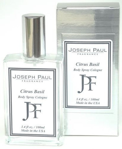 Body Spray Perfume by Joseph Paul