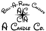 Scented Soy Candles by A Candle Co. / Bell-A-Roma