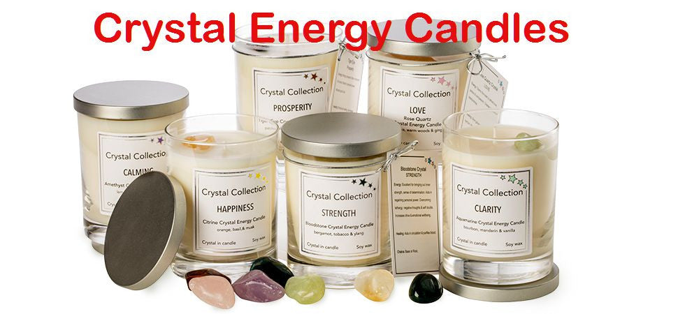 Crystal Soy Candles