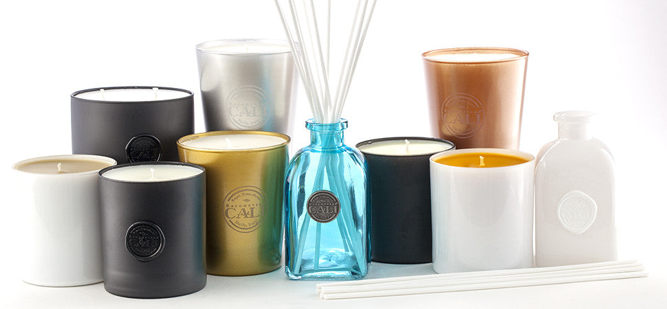 Scented Soy Candles and Reed Diffusers
