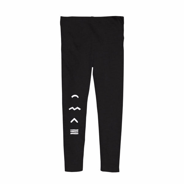 BLACK ADVENTURE LEGGING