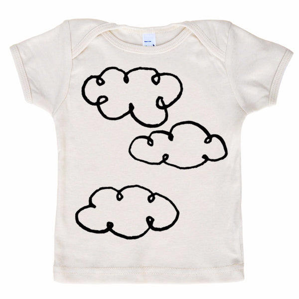 CLOUD T-SHIRT (NATURAL)
